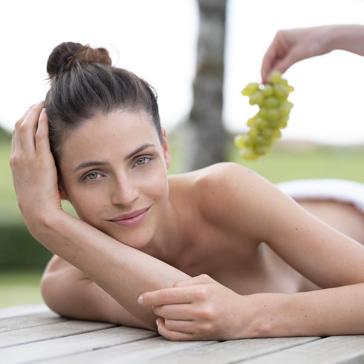 Voucher-presente Spa: ritual Vinothérapie
